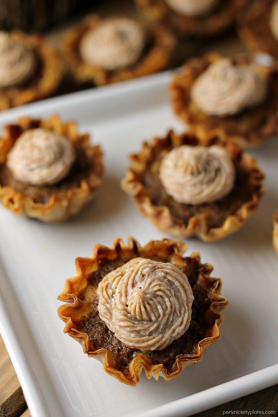 Food Network Mini Sweet Potato Pie