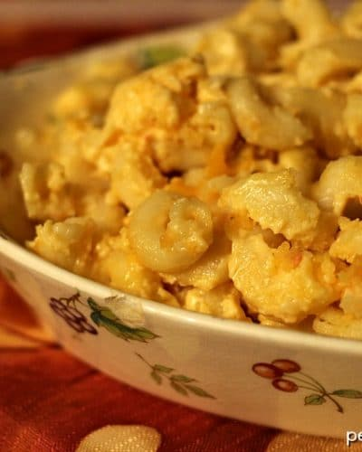 Copycat Morton's Steakhouse Macaroni & Cheese | Persnickety Plates