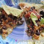 Black Bean & Rice Wraps