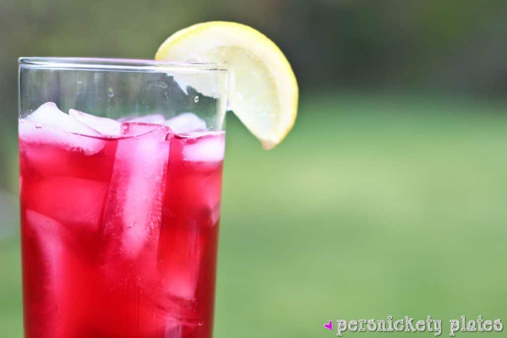 Copycat Starbucks Passion Tea Lemonade