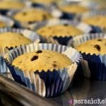 Vegan Chocolate Chip Pecan Cupcakes