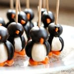 Simple Olive Penguins | Persnickety Plates