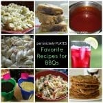 Favorite Recipes for BBQs
