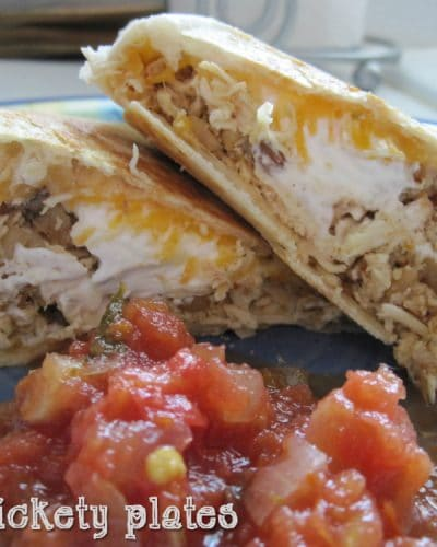 Southwest Grilled Stuffed Burrito | Persnickety Plates