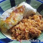 White Chicken Enchiladas with Green Chili & Sour Cream Sauce