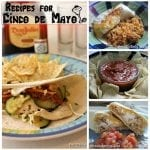 My Favorite Mexican Dishes {Cinco de Mayo Round-Up}