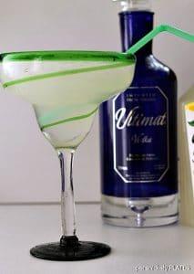 Ultimate Lemonade - a vodka lemonade slushy