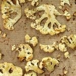 Roasted Cauliflower
