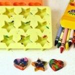 Not Food Friday: DIY Shaped Crayons