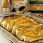 Meal Starter: Verde Chicken Enchiladas #KraftRecipeMakers