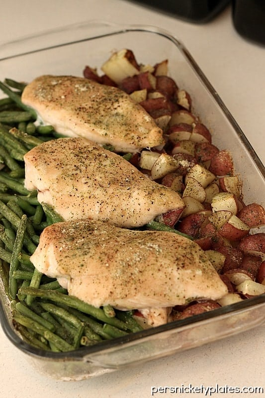 One-Dish Chicken And Potatoes Recipes — Dishmaps