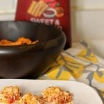 "Salsa Chicken ""Nachos"" with SunChips {+ giveaway!}"