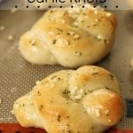 Simple Garlic Knots