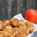 Apple Donut Mini Muffins