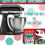 Happy Food Healthy Life Birthday Giveaway!