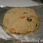 Giant Peanut Butter Reese's Pieces Cookie…for one