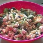 Aunt Joyce's Ranch Pasta Salad