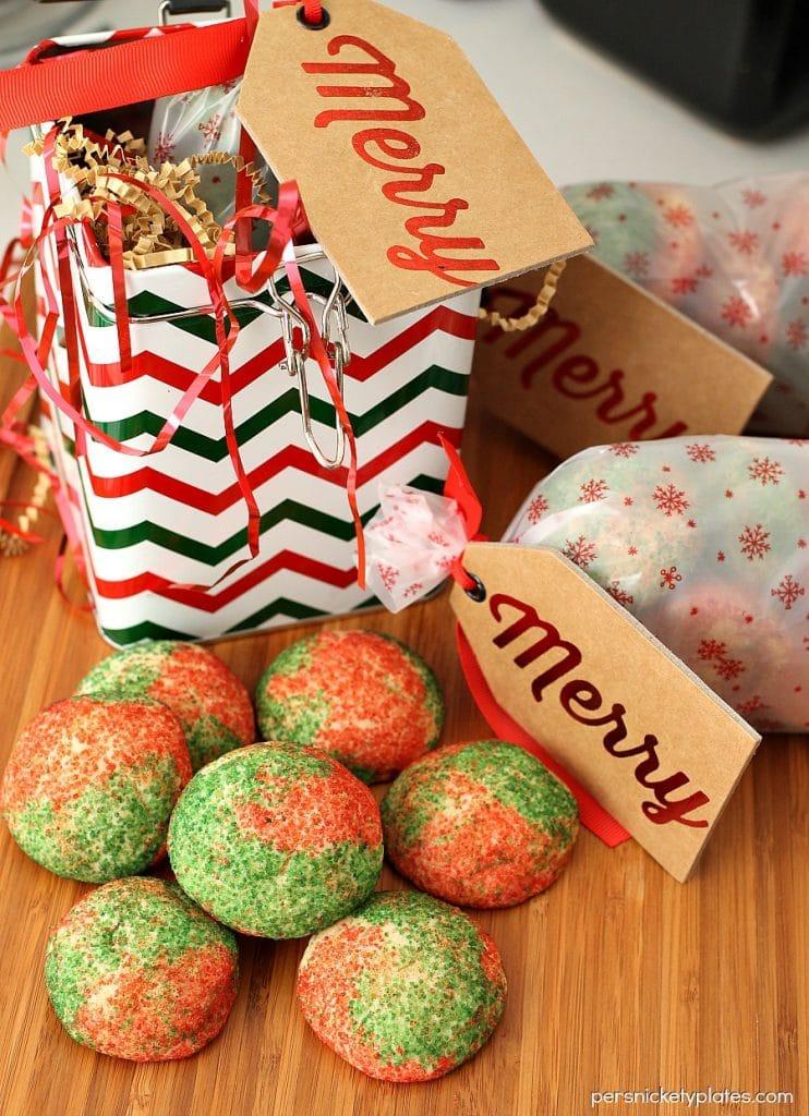 Christmasdoodles aka Christmas Snickerdoodles
