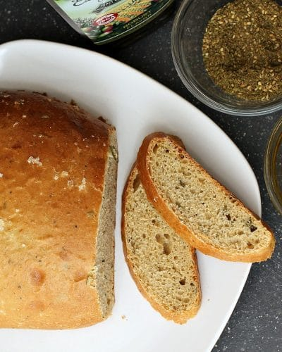 Rosemary Olive Oil Bread | Persnickety Plates