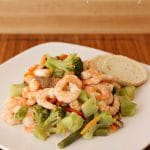 Italian Shrimp Stir Fry