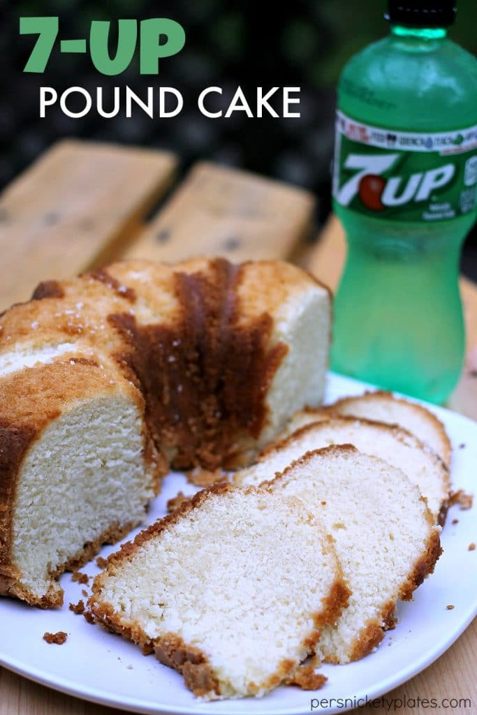 7Up Pound Cake Recipe — Dishmaps