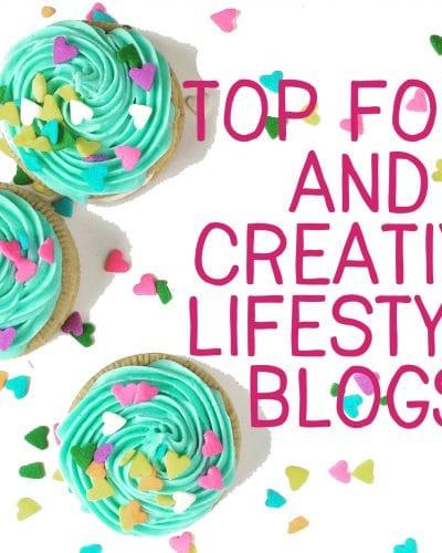 my favorite food & creative lifestyle blogs