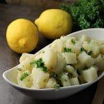 Arabic Potato Salad