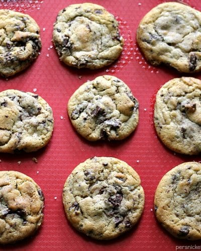 NY Times Chocolate Chips Cookies - practice your patience ...