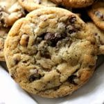 NY Times BEST Chocolate Chip Cookies