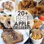 The BEST Apple Desserts
