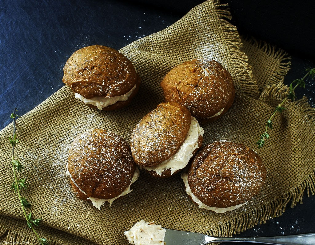 Spiced-Pumpkin-Whoopie-Pies-with-Maple-Browned-Butter-Cinnamon-Frosting-20-edited