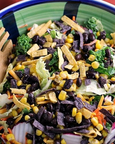 Southwest Fiesta Salad