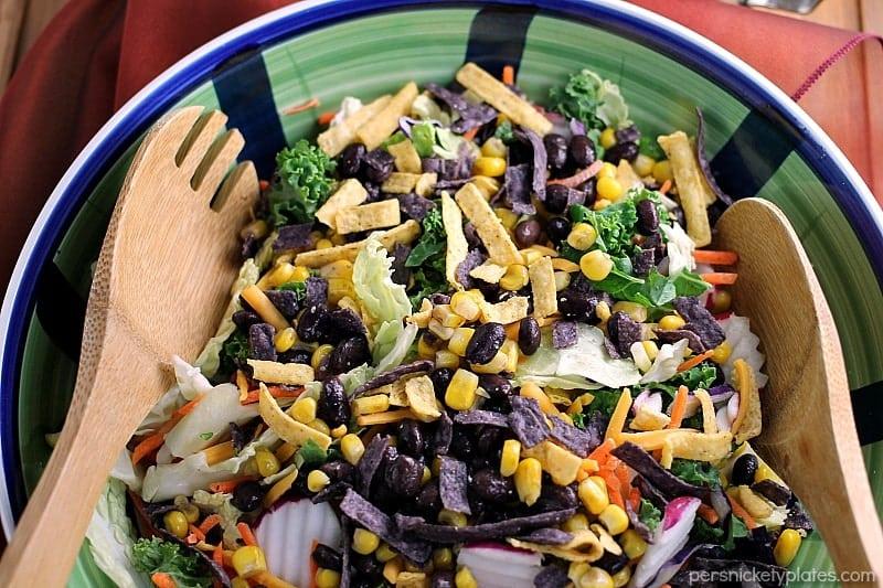 Southwest Fiesta Salad