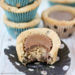 Chocolate Chip Peanut Butter Cookie Cups
