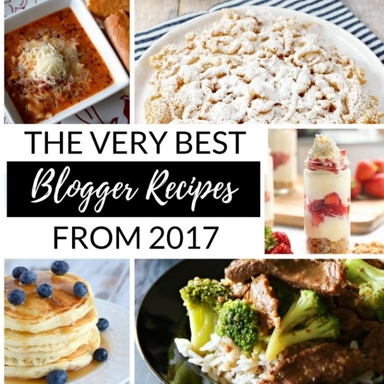 2017s best blogger recipes persnickety plates forumfinder Gallery