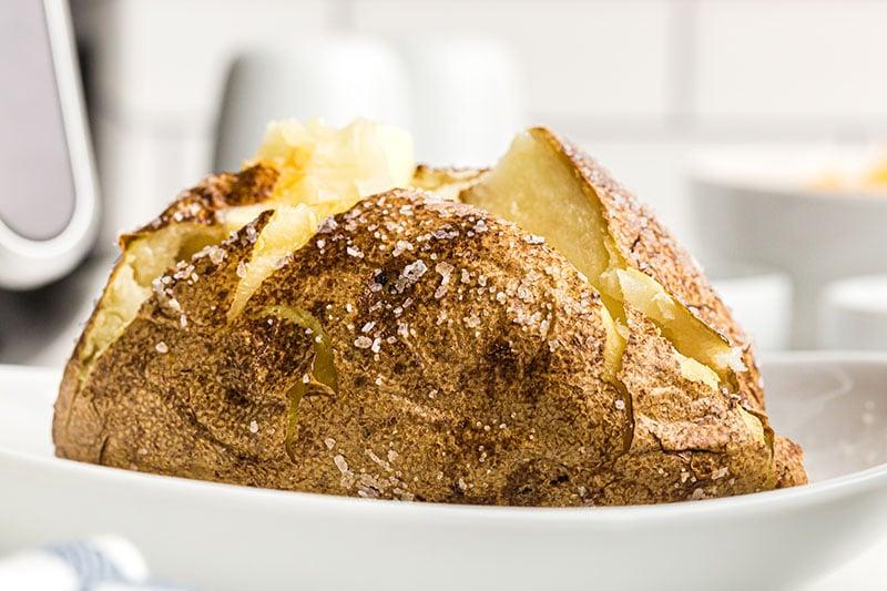 split baked potato